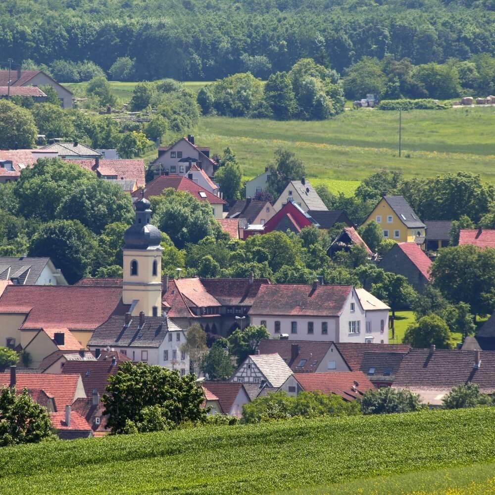 Kleinrinderfeld: Freizeit & Tourismus Box Verine & Organisationen