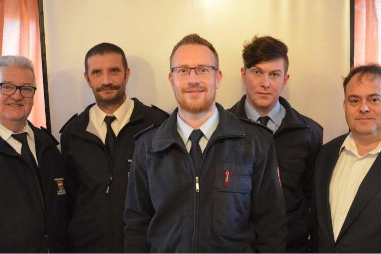 Kleinrinderfeld Neuigkeiten: Feuerwehr-Dienstversammlung 2019