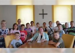 Kleinrinderfeld Neuigkeiten: Die Grundschüler der Klasse 4 b zu Besuch im Rathaus von Kleinrinderfeld!
