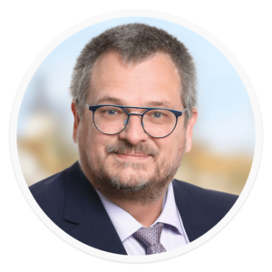 Kleinrinderfeld: Grußwort Bürgermeister